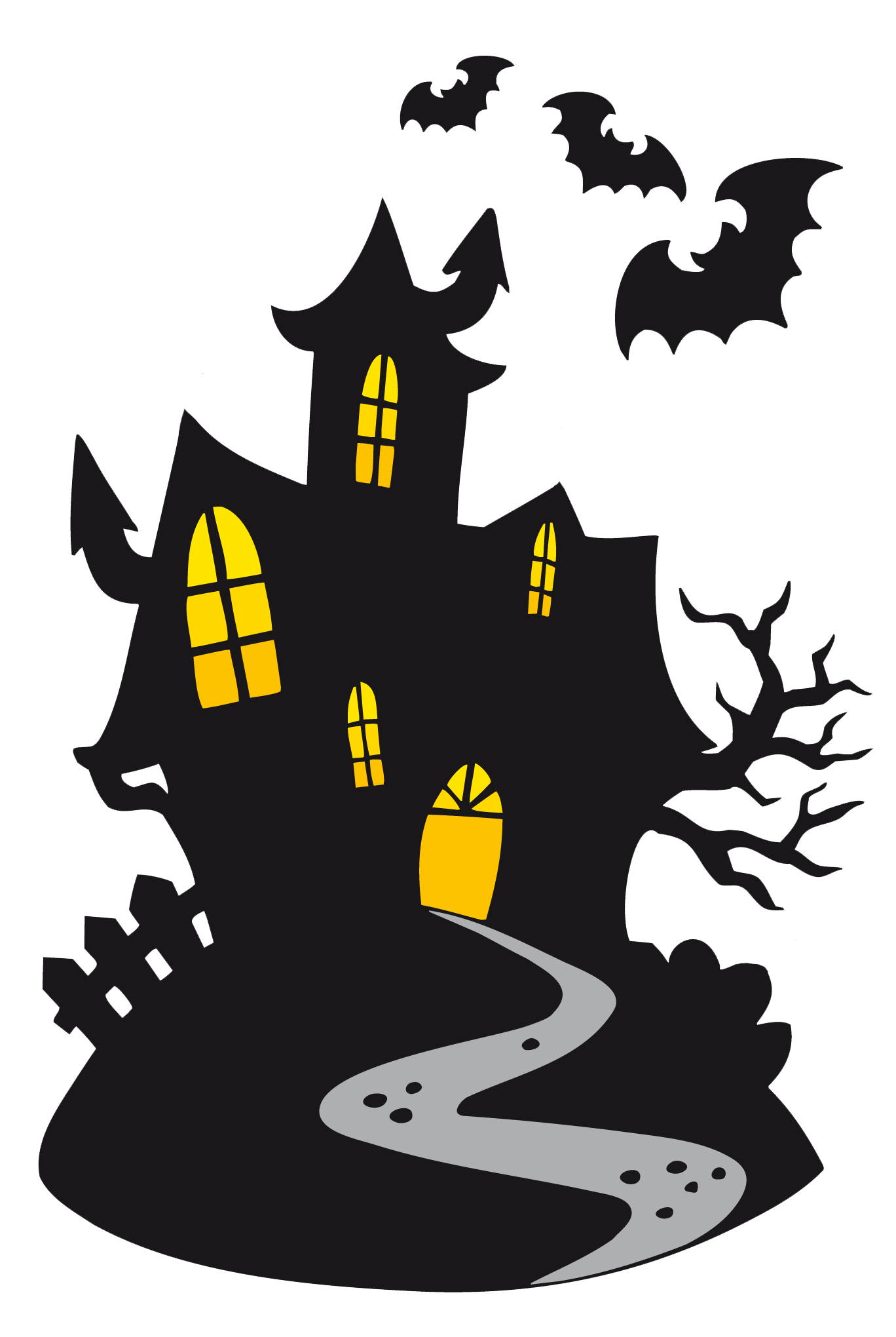 Haunted clipart Clipart #1 clipart Download Haunted