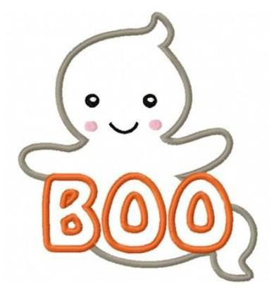 Haunted clipart boo Design HALLOWEEN images on ART