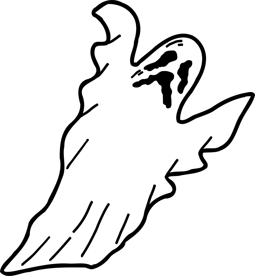 Spooky clipart transparent Happy Halloween for Halloween ghost