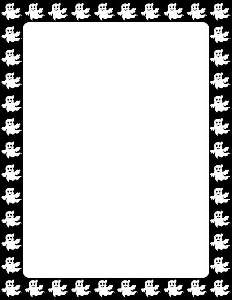 Haunted clipart border About downloads images best PNG