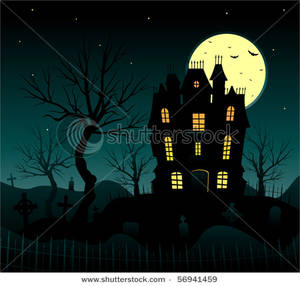Haunted clipart cemetery In Royalty Cemetery In House