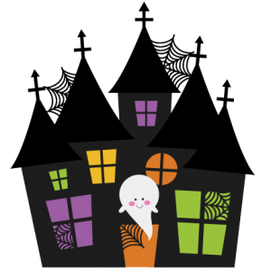 Haunted clipart creepy house 21 Top Free Image Clipart