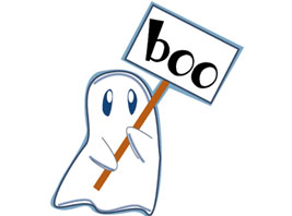 Haunted clipart cute ghost Clipart Clipart halloween%20ghost%20clipart Free Images