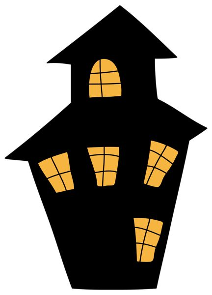 Haunted clipart fence #15