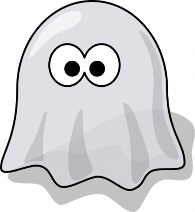 Haunted clipart friendly ghost Clip Download Art Clipart Clip