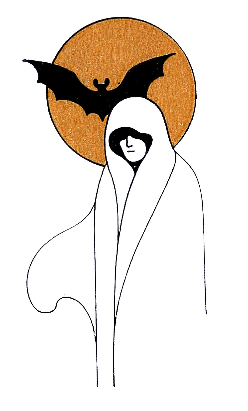 Haunted clipart ghoul Coloring Free Ghosts Printable ghouls