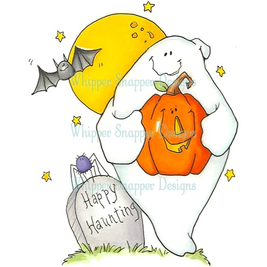 Haunted clipart ghoul Haunting WHIPPER  Happy Ghouls