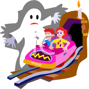 Ghostly clipart haunted Clipart Cute House Clipart Haunted