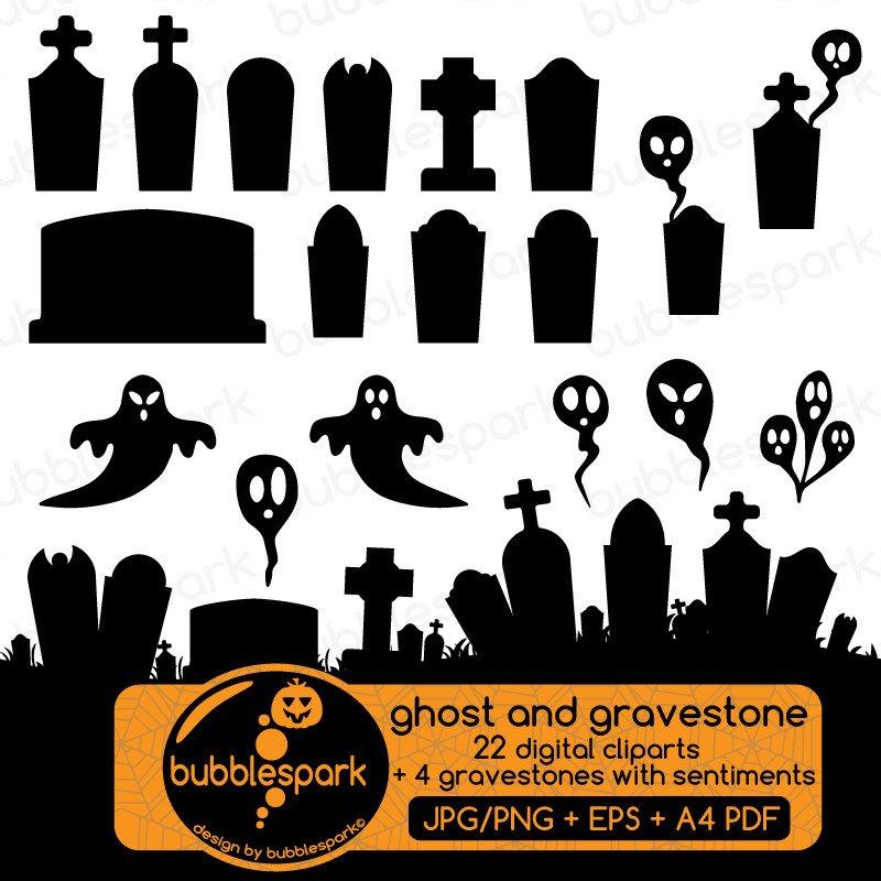Tombstone clipart spooky Clip Art – Clipart Clip