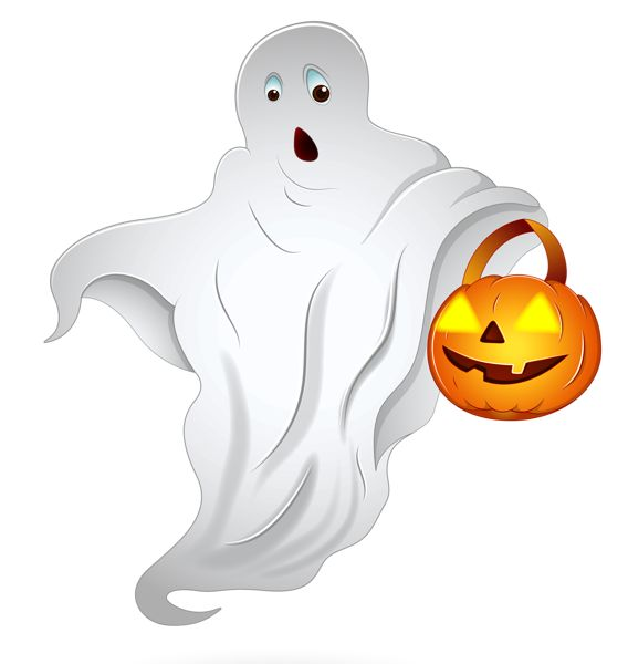 Haunted clipart happy ghost Halloween Pumpkin Pinterest PNG about