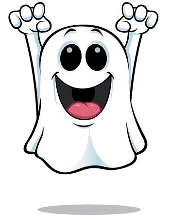 Phanom clipart happy ghost Ghost Happy Smileys Ghost Happy