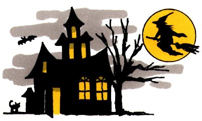 Horror clipart haunted castle Haunted cliparts Clipart House Haunted