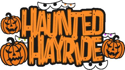 Haunted clipart haunted hayride Jersey Ride Ride New Pennsauken
