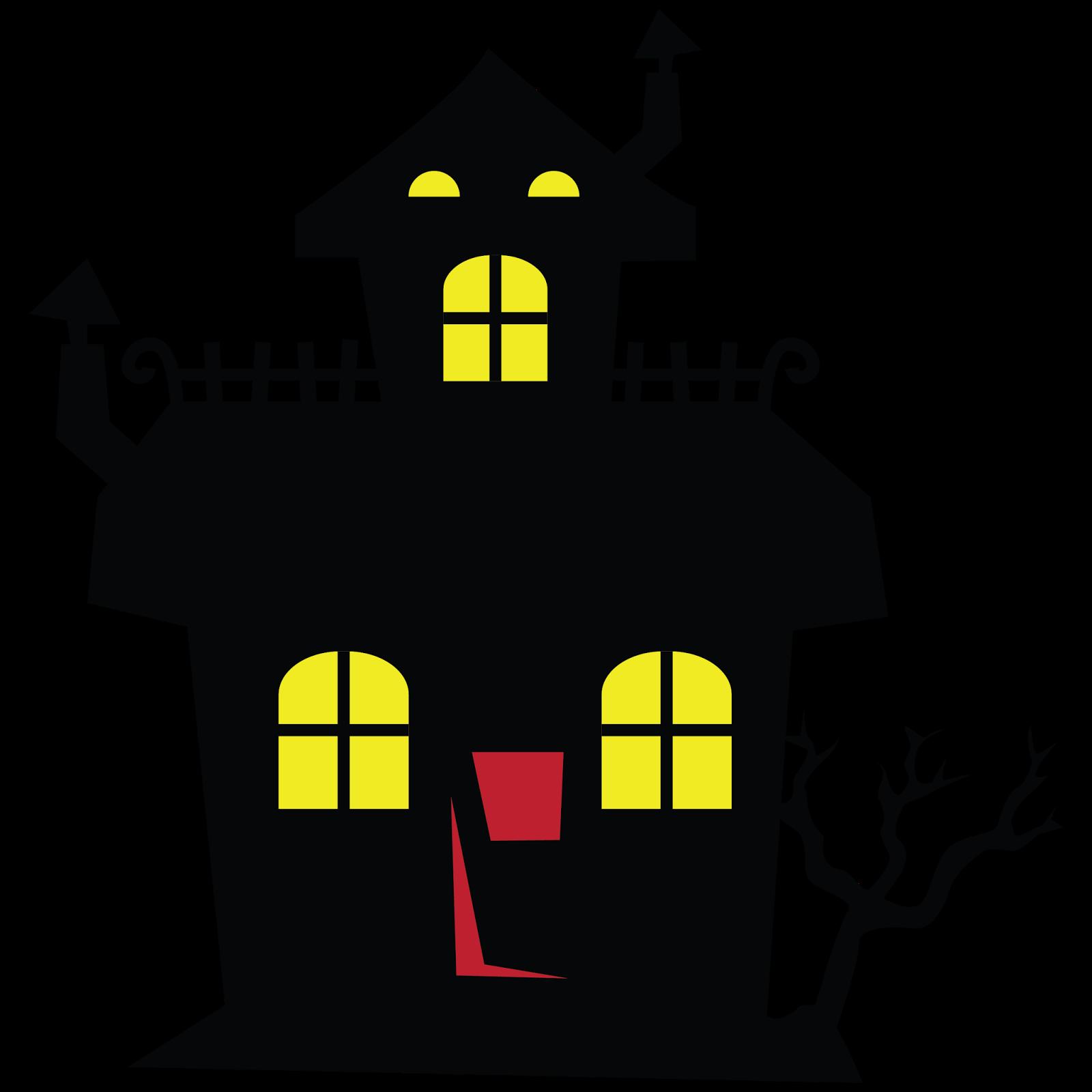 Haunted clipart haunted mansion Masteri Clipart Haunted Png Cartoon