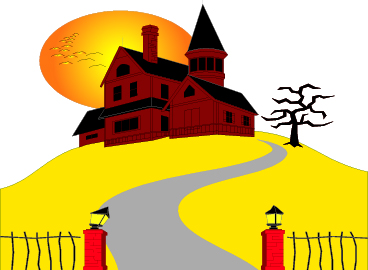 Haunted clipart haunted mansion Savoronmorehead Mansion ClipartBarn Clipart Mansion