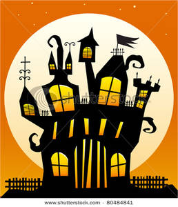 Haunted clipart hause All Haunted Picture Haunted In