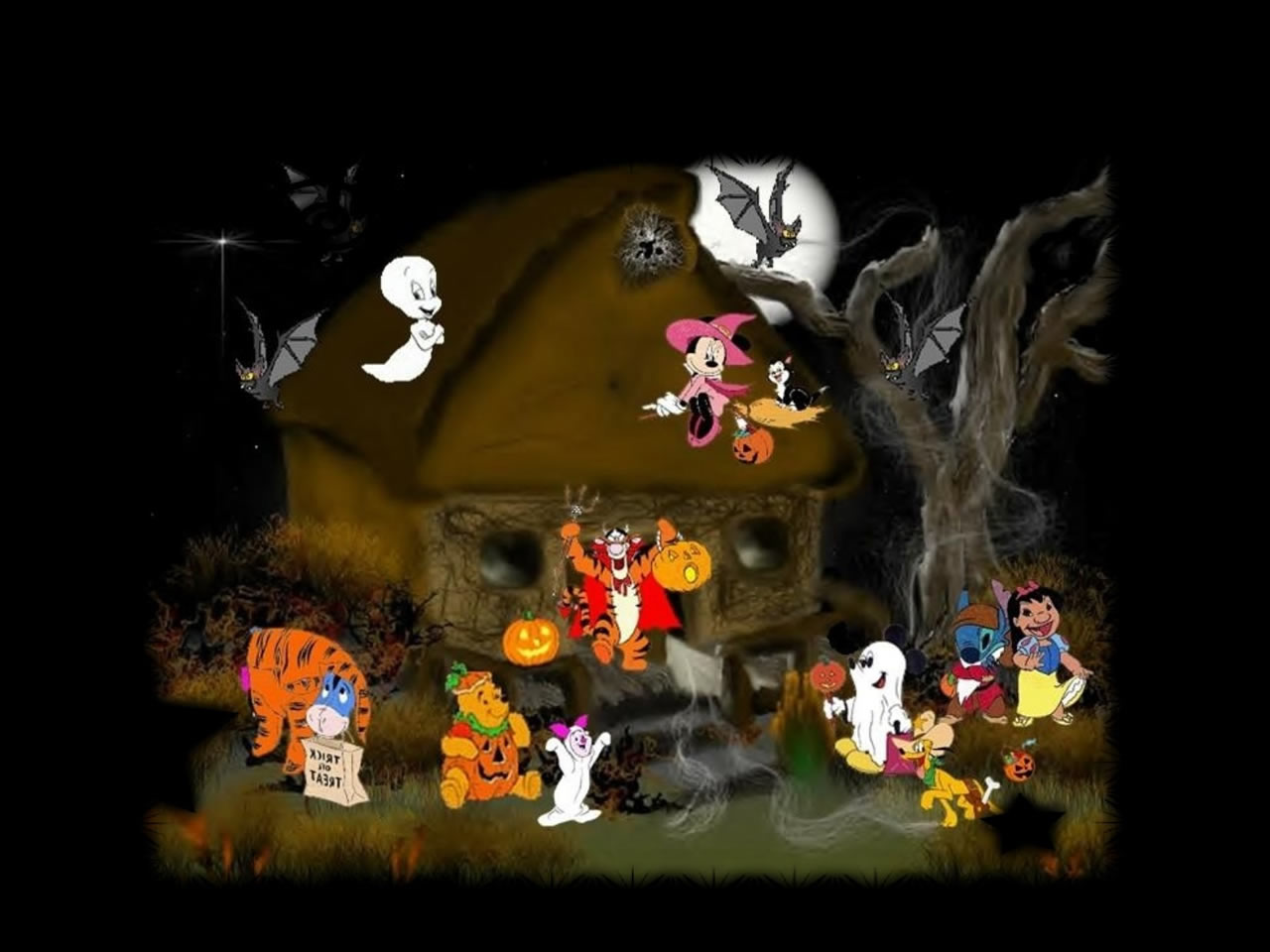 Haunted clipart horror movie Wallpapers this wallpaper Disney free