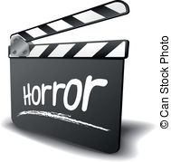 Phanom clipart horror movie Clapper Illustrations 92 free Clip