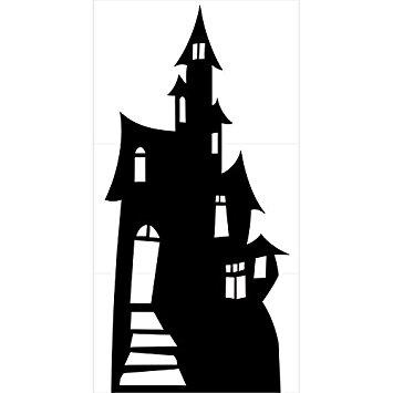 Haunted clipart kitchen SC51 com: Cutout Cutout House