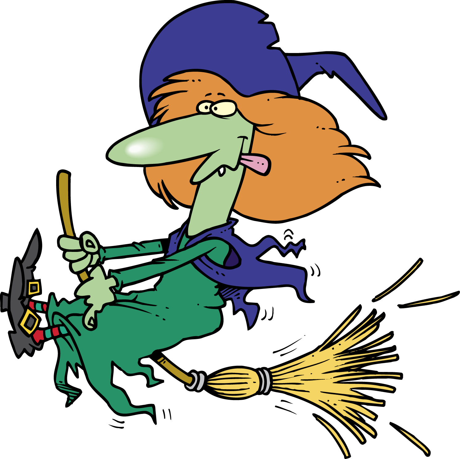 Clipart Witch Witch Zone Cliparts