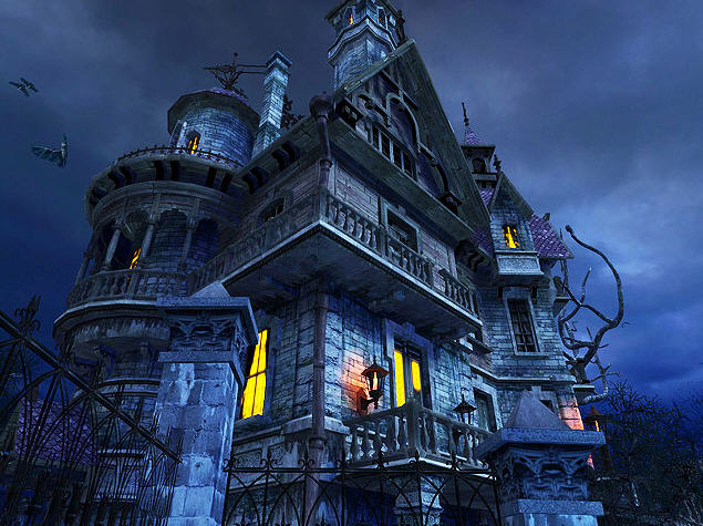 Haunted clipart mortality House Haunted Haunted jpg Halloween