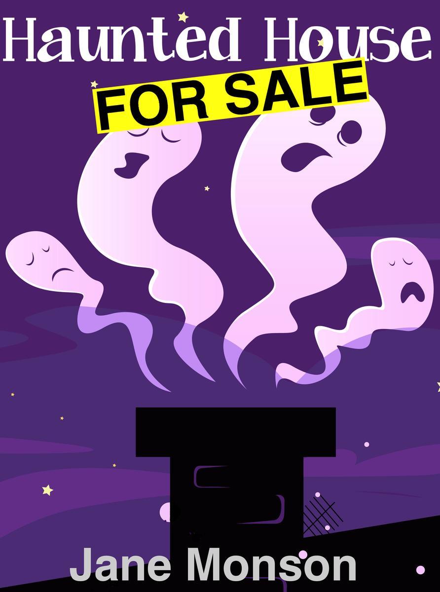 Haunted clipart paranormal Novella  Monson For Haunted