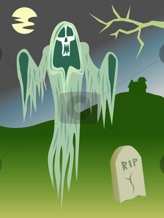 Haunted clipart scare Stock in Scary in Scary