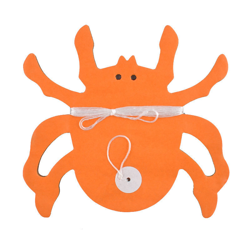 Haunted clipart spider hanging Scary Halloween Party com Paper