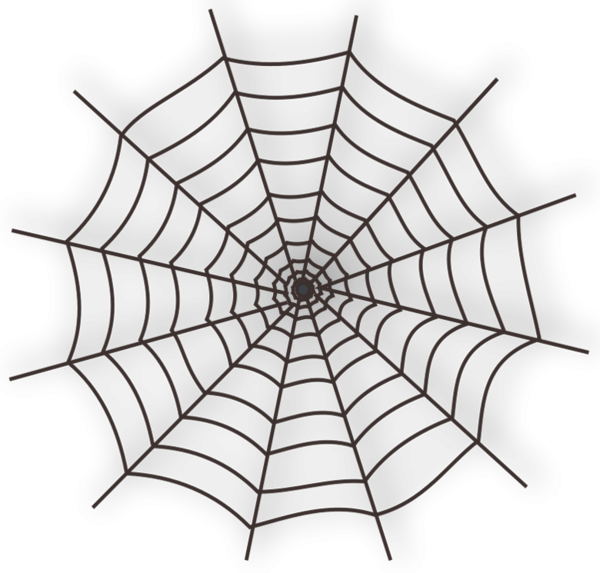 Haunted clipart spider web Free 0 Gallery Clipart Pictures