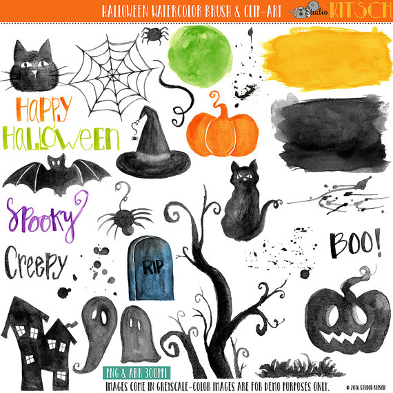 Haunted clipart spider web House House CU Bat from