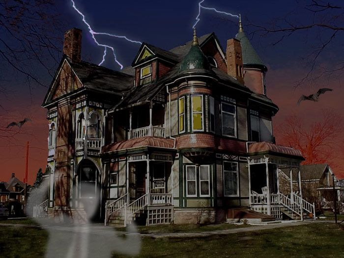 Mansion clipart abandoned house Haunted about House Houses images