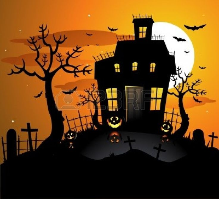 Haunted clipart spooky house About on images Pinterest 52