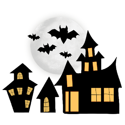 Haunted clipart spooky house Graphics Haunted graphicsbuzz collections House