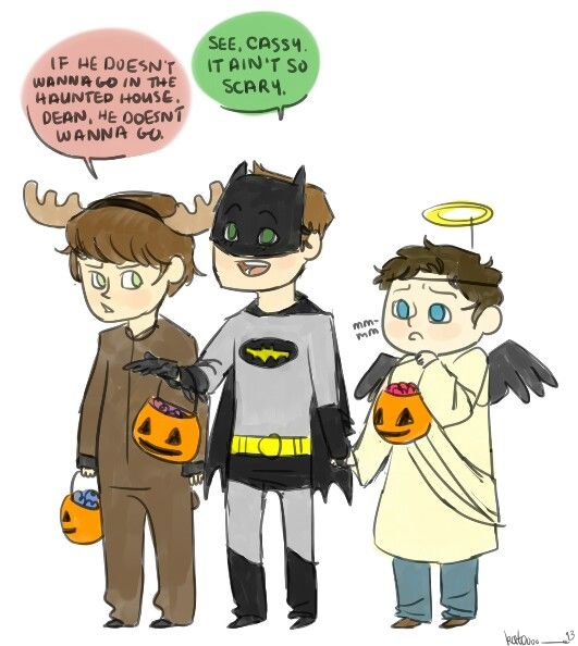 Haunted clipart supernatural Most on Supernatural This is