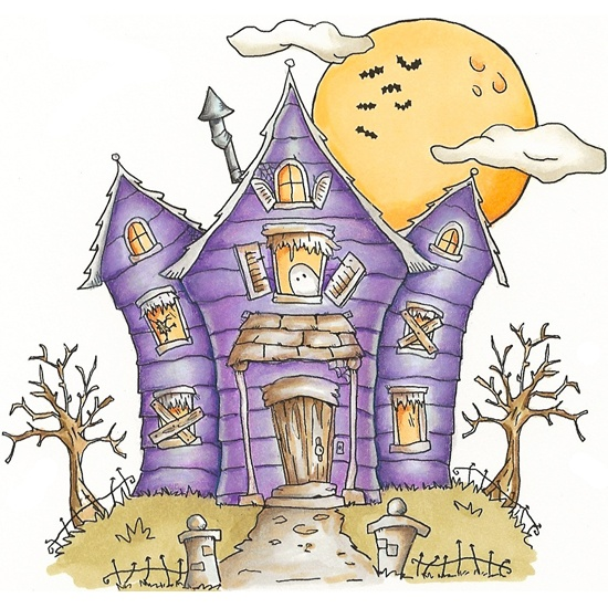 Haunted clipart supernatural House Pinterest Fall/Winter 2012 Spooky