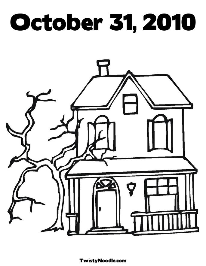 Old House clipart different house #2