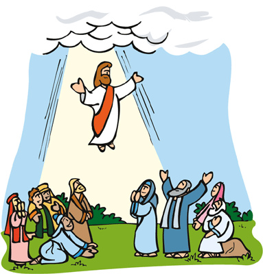 Haven clipart ascension day Ascension History Church Theology Gralefrit