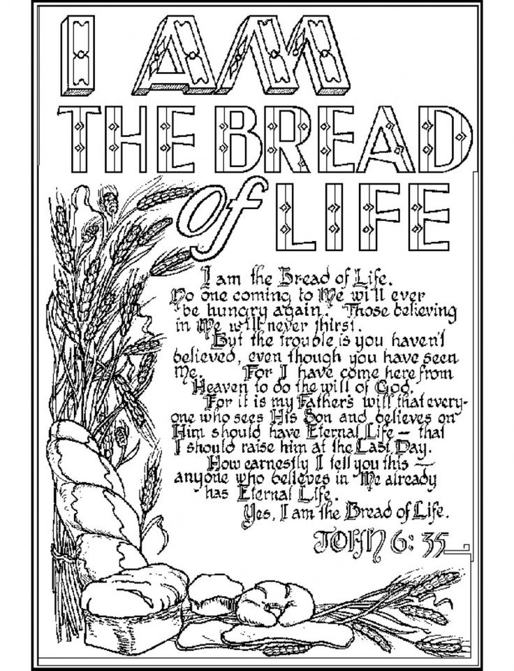 Haven clipart bible About on 457 Life! Bread