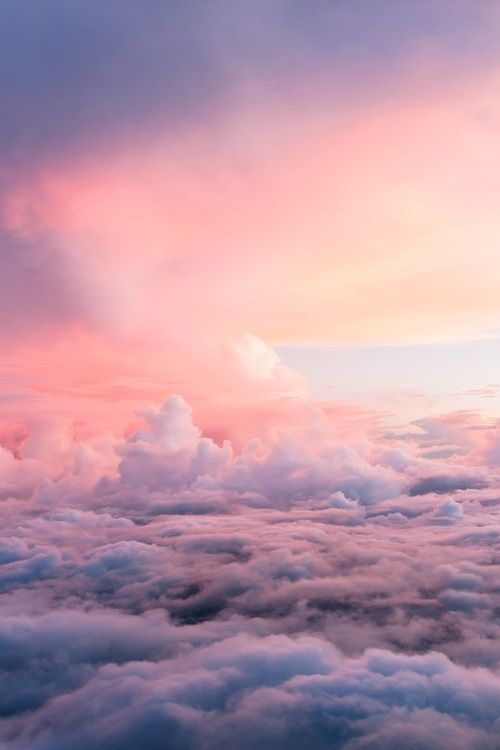 Haven clipart blue sky 25+ which clouds to Pink