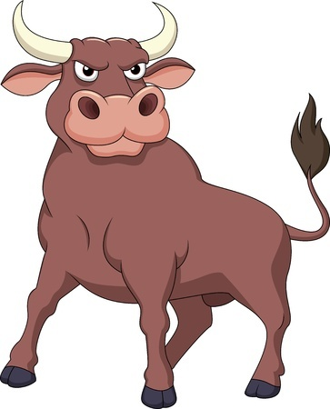 Haven clipart bull Will the Be Silver Gold