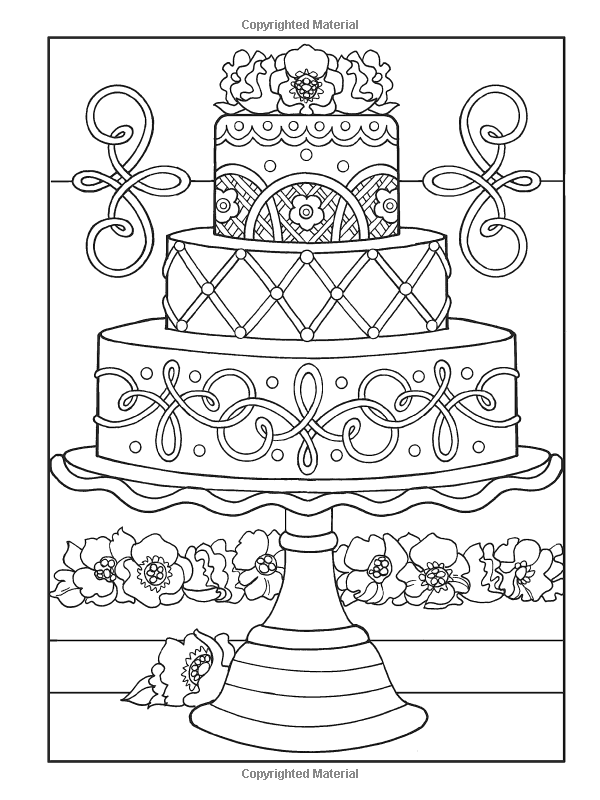 Haven clipart colouring Desserts Coloring Haven Haven Coloring