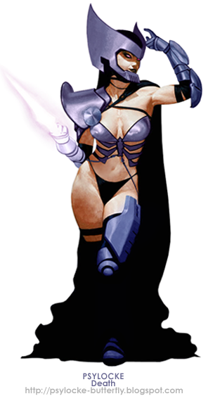 Haven clipart death Haven't be so // PSYLOCKE