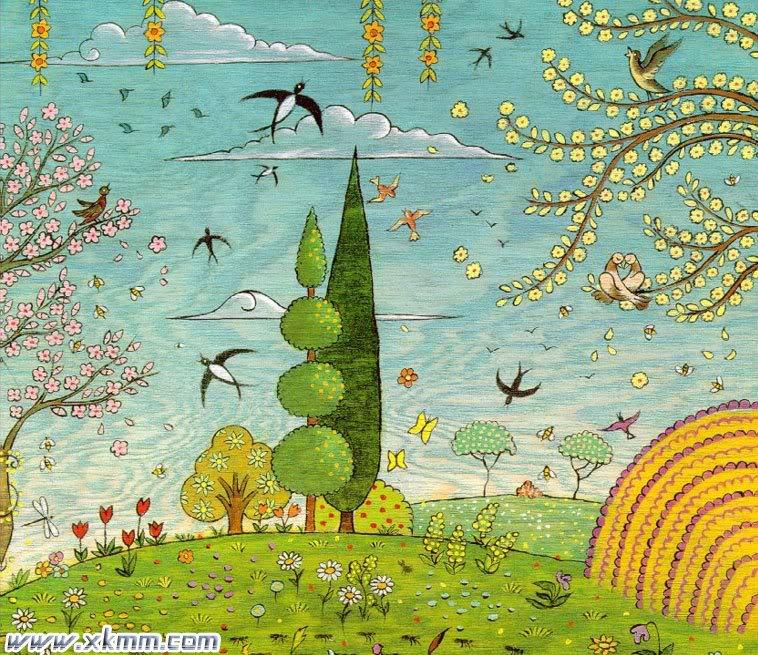 Haven clipart desktop wallpaper Free+Spring+Clipart+Backgrounds SPRING  Wallpaper Free+Spring+Clipart+Backgrounds