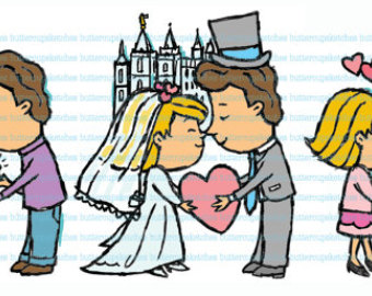 Haven clipart eternal Marriage clipart Marriage LDS Etsy