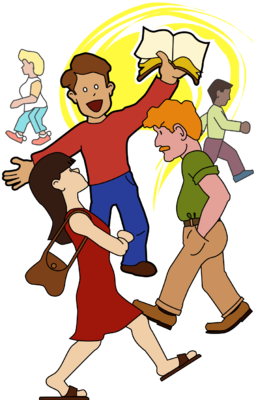 Haven clipart evangelism By Him as Life Evangelist
