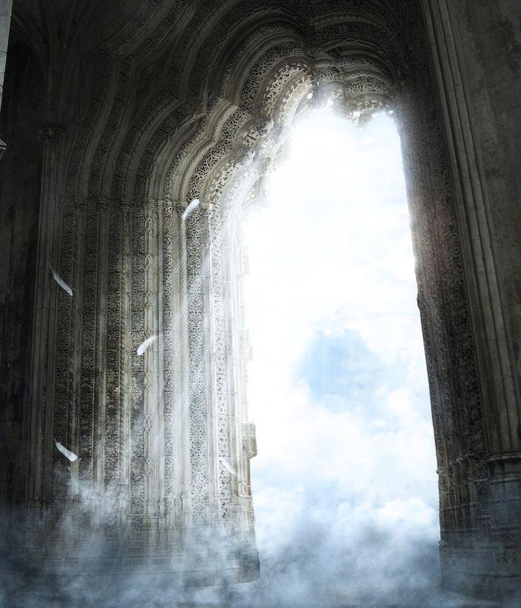 Haven clipart gates heaven Of Faith Pinterest to Gates