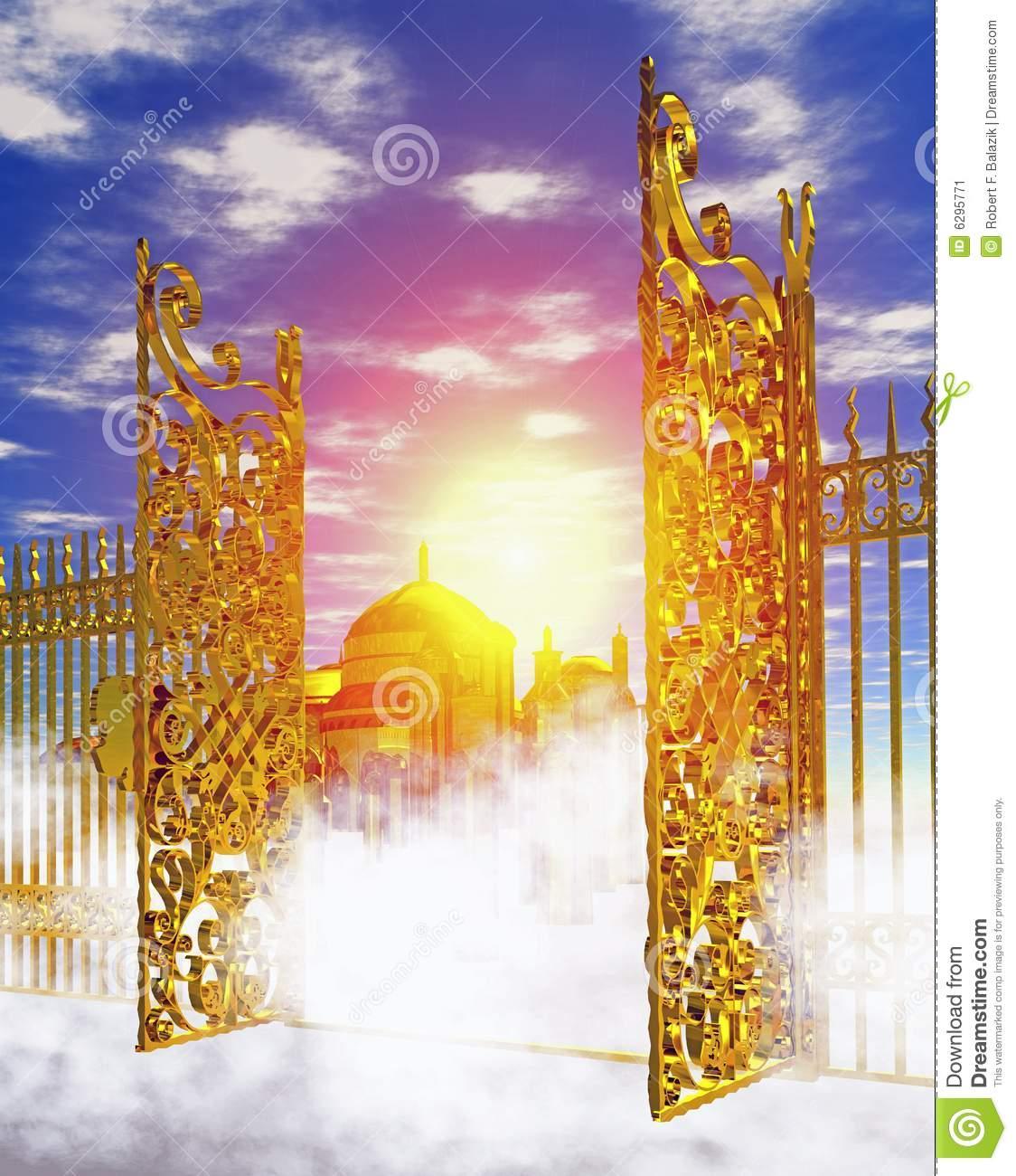 Haven clipart gates heaven Gate Heaven_gate Christian heaven's Heaven_gate