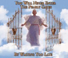 Haven clipart gates heaven Gates Never picture gate The