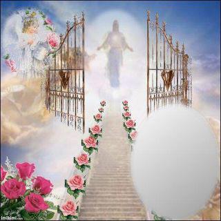 Haven clipart gates heaven God of Heaven The !