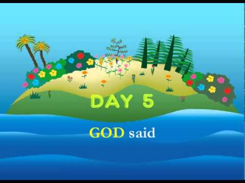 Haven clipart god creation Bible Creation The YouTube of